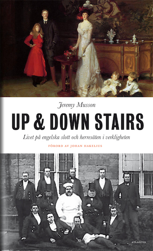 Up and down stairs