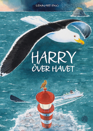 Harry över havet