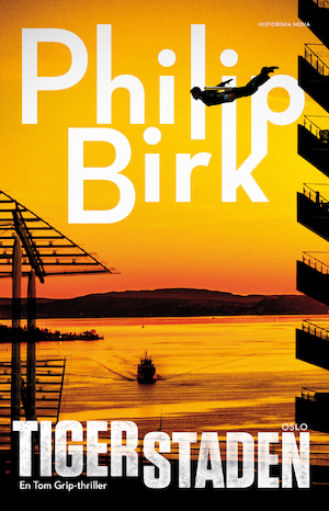 Tigerstaden : en Tom Grip-thriller / Philip Birk.