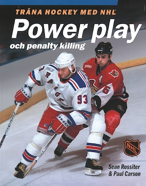 Träna hockey med NHL Power play och penalty killing / Sean Rossiter & Paul Carson