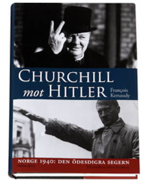 Churchill mot Hitler